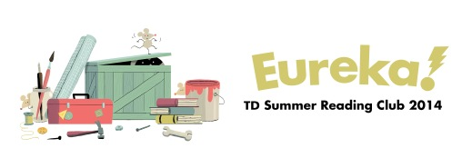 Banner for the TD Summer Reading Club