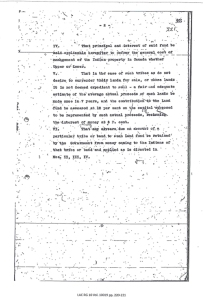 Two typed pages presumed to be a pre-Confederation Order-in-Council.