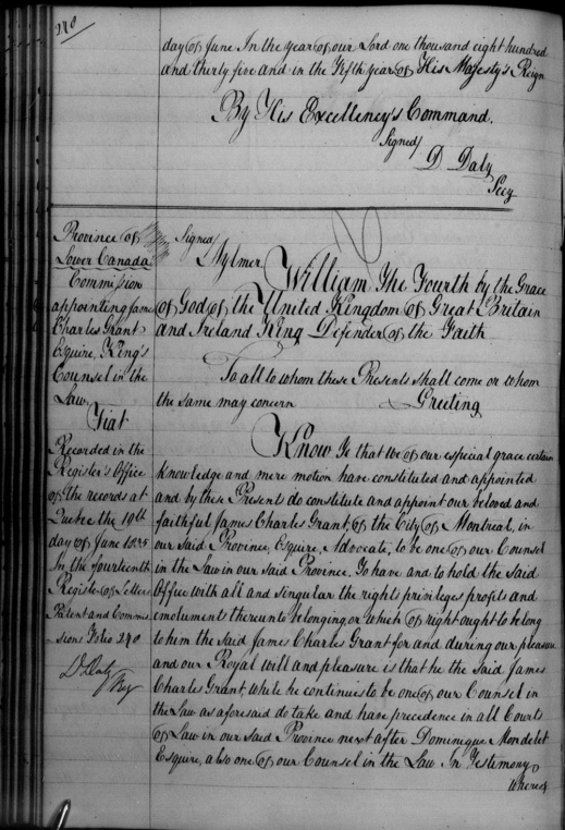 A black-and-white page of handwritten text in a ruled notebook.