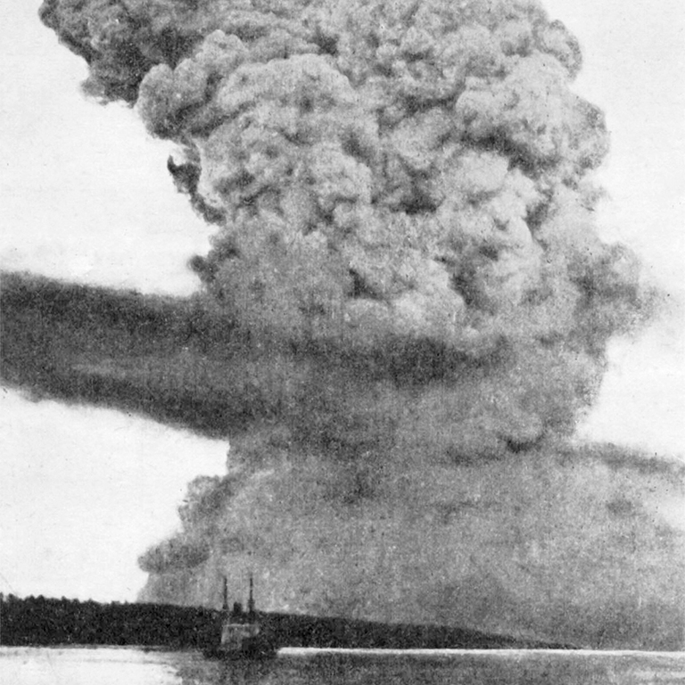 Halifax Explosion | Library and Archives Canada Blog